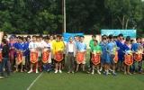 Tổ chức giải bóng đá thanh niên công nhân
