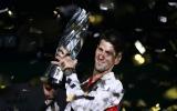 Djokovic đăng quang sau trận đấu kịch tính