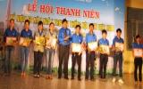 Hội LHTN TP.TDM tổ chức lễ kỷ niệm 56 năm ngày thành lập hội