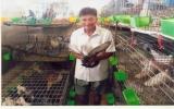 Nông dân Trần Văn Năm:  Muốn thành công phải có mô hình mới