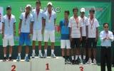 """Lò đào tạo quần vợt Becamex Bình Dương: """"Thương hiệu"""" uy tín của quần vợt Việt Nam!"""