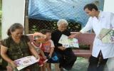 Xã Tân Vĩnh  (Tân Uyên):   Tăng cường hoạt động phòng,  chống dịch bệnh