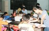 Lớp nhỏ, trò nghèo và ước mơ xa...