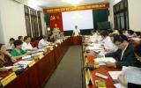 Chuẩn bị nội dung Đại hội XI Công đoàn Việt Nam