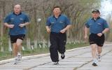 Nam giới tập thể dục trước bữa sáng sẽ giảm béo hiệu quả