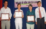 Bế giảng khóa bồi dưỡng phương pháp y học châm cứu nâng cao