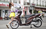 Honda Việt Nam ra mắt Vision mới