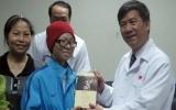 Điều trị thành công bệnh nhân ung thư máu 7 năm
