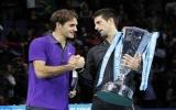Hạ Federer, Djokovic lên ngôi ATP World Tour Finals