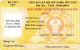 Quý I/2013 sẽ cấp giấy phép lái xe mẫu mới trên cả nước