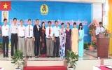 Công đoàn các khu công nghiệp huyện Bến Cát tổ chức hội nghị giữa nhiệm kỳ