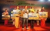 Công ty TNHH Điện tử Foster Việt Nam tổ chức đêm chung kết Foster Idol năm 2012