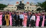 120 đôi uyên ương tham gia đám cưới tập thể lập kỷ lục Việt Nam