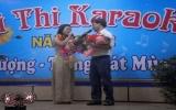 Sôi nổi hội thi Karaoke Hưng Vượng - Tiếng hát mùa xuân