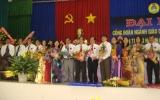 Công đoàn ngành giáo dục tỉnh tổ chức đại hội nhiệm kỳ 2013-2018