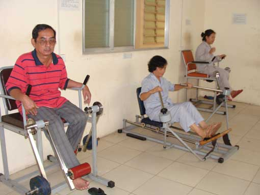 Provincial Traditional Medicine Hospital excels at medical