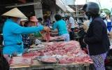 Thực phẩm tươi sống rục rịch tăng giá