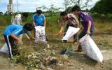 Tỉnh đoàn Bình Dương: Chung tay bảo vệ môi trường