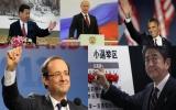 Nhìn lại 10 sự kiện thế giới nổi bật năm 2012