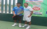 Giải quần vợt trẻ quốc tế Copa Del Cafe 2013: Lý Hoàng Nam (Bình Dương) gây ấn tượng mạnh