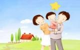 Đứa con – sợi dây gắn kết yêu thương của bố mẹ