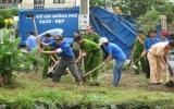Tuổi trẻ Bình Dương: Vì một môi trường, văn minh đô thị