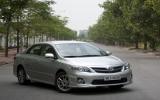Top 5 mẫu xe con bán chạy nhất Việt Nam năm 2012