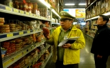 Ra quân thanh kiểm tra chất lượng thực phẩm dịp Tết Quý Tỵ
