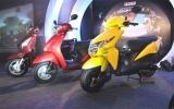Bộ ba scooter mới của Honda