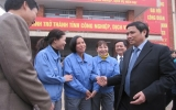 Cùng Công đoàn Quảng Ninh chăm lo cho Người lao động: Bí thư Tỉnh ủy vào cuộc