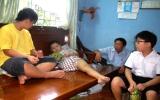 Bé Võ Nguyễn Minh Thiện tiếp tục nhận thêm nhiều sự hỗ trợ