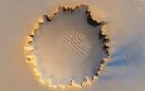 Phát hiện dấu tích hồ nước trên sao Hỏa