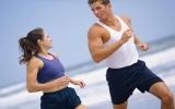 Tập thể dục trước bữa sáng, giúp giảm cân