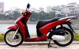 Honda SH150i Italy đầu tiên về Việt Nam