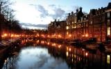 Amsterdam Đi qua những con kênh di sản thế giới