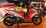 Yamaha trình làng Mio GT