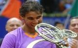 Rafael Nadal lên ngôi ở Brazil Open