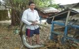 Nông dân Nguyễn Thanh Tâm: Nuôi gà, nuôi trăn làm nên cơ nghiệp