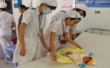 Phó Giám đốc Sở Y tế Văn Quang Tân: Y đức phải được thường xuyên phấn đấu, rèn luyện, thực hiện