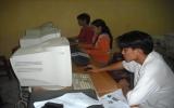 Phổ cập tin học:   Cơ hội mới cho thanh niên công nhân