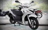 'Tân binh' scooter Suzuki Sixteen 125 ở Việt Nam