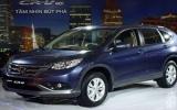 Honda Việt Nam trình làng CR-V thế hệ mới nhất