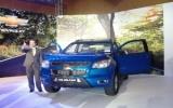 GM Việt Nam ra mắt xe Chevrolet Colorado LTZ mới