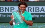 Vô địch Indian Wells, Rafa Nadal lập nên kỷ lục mới