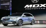 Honda sẽ giới thiệu mẫu Acura MDX 2014 tại NIAS
