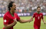 Ronaldo thi đấu mờ nhạt, Bồ Đào Nha bị Israel cầm chân