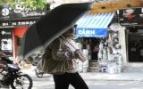 Nắng nóng tiếp tục duy trì ở Đông Nam bộ