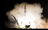 Tàu Liên hợp TMA-08M lắp ghép thành công với ISS