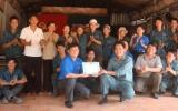 Thanh niên công nhân Công ty Cổ phần Cao su Phước Hòa: Luôn phát huy sáng kiến, cải tiến kỹ thuật