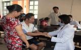 Bệnh viện Điều dưỡng - Phục hồi chức năng tỉnh Bình Dương: Khám, phát thuốc và tặng quà cho người khuyết tật